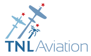 The Next Level Aviation logo